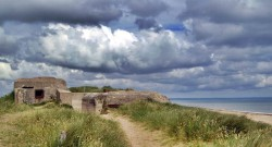 France, Normandy. Utah Beach